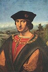 Portrait of Charles II d'Amboise