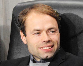 Andreas Alm - Image: Andreas Alm 2013 (cropped)
