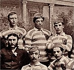 Scotland players in 1882