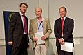 Andy Lawrence, Steve Warren and Roger Davies, NAM 2012 1.jpg