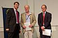 Andy Lawrence, Steve Warren and Roger Davies, NAM 2012 1.jpg