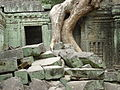 Angkor - Ta Prohm - 007 Pile of Stones (8581933580).jpg