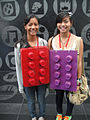 Anime Expo 2010 - LA - Lego girls (4836635219).jpg