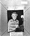 Anna Freud , dochter van Sigmund Freud , psychoanalyticus op Congres te Parijs, , Bestanddeelnr 923-9360.jpg