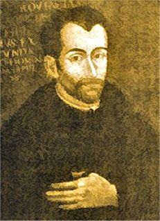 António de Andrade Jesuit priest/Portuguese explorer