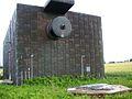 Antenna feeder house Orlunda LW transmitter Motala Sweden 002.jpg