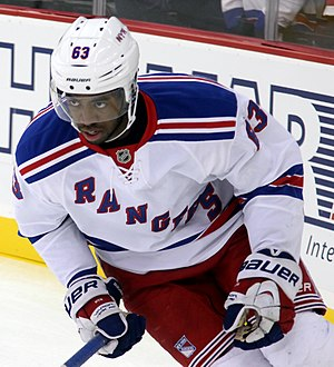 Anthony Duclair - Duclair as a Ranger in October 2014