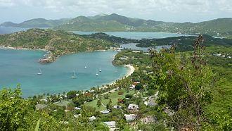 Antigua and Barbuda - English Harbour, Antigua