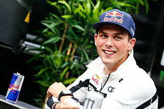 Anton Marklund Swedish rally driver