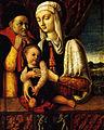 Antonio Vivarini, La Sainte Famille.jpg