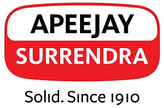 Apeejay Surrendra Group - Image: Apjsurrendralogo
