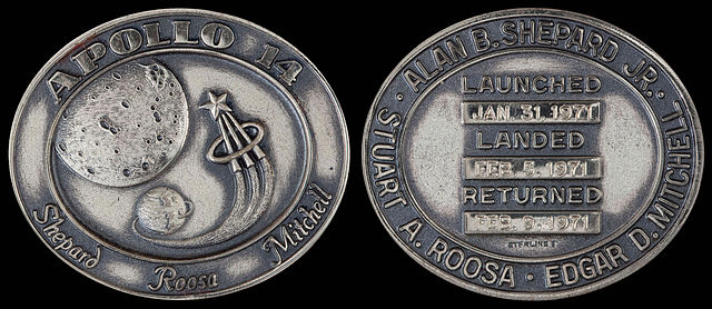 Silver Stock Chart History: Apollo 14 Flown Silver Robbins Medallion (SN-192).jpg - Wikipedia,Chart