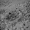 Apollo 15 Debris filled crater in the western wall of Hadley Rille.jpg