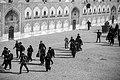 Arba'een In Mehran City 2016 - Iran (Black And White Photography-Mostafa Meraji) اربعین در مهران- ایران- عکس های سیاه و سفید 01.jpg