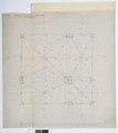 Arbetsritningar, fastigheten nr 4 Hamngatan. Yttre portvalvet - Hallwylska museet - 105304.tif