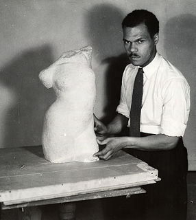 Henry Bannarn American sculptor and painter
