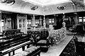 Archivo General de la Nación Argentina 1910 aprox, Vapor Araguaya, salón de música de primera clase.jpg