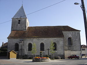 Arconville - Arconville Church