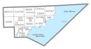 Arenac County, Michigan - Wikipedia