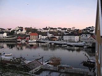 Hisøy - View of Kolbjørnsvik