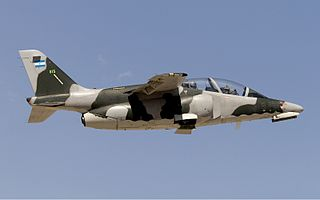 military training and light attack aircraft