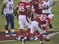 Arizona Cardinals LB Larry Foote Does the Ickey Shuffle.jpg