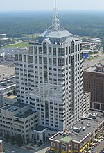 Armada Hoffler Tower, Town Center Virginia Beach (cropped).jpg
