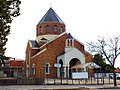 Armenian Apostolic Church San Nerses Shnorhali, Montevideo.jpg