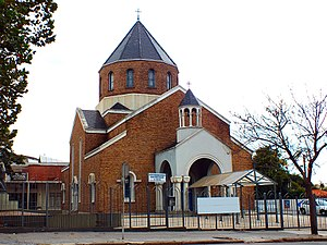 Armenians in Uruguay - St. Nerses Shnorhali Church