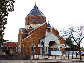 Rafael Israelyan - St. Nerses Shnorhali Church, Montevideo