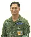 Army (ROCA) Major General Liu Wei-hsin 陸軍少將劉暐欣 (20160912 總統慰勉海軍陸戰隊66旅及陸軍裝甲542旅 2m40s).png