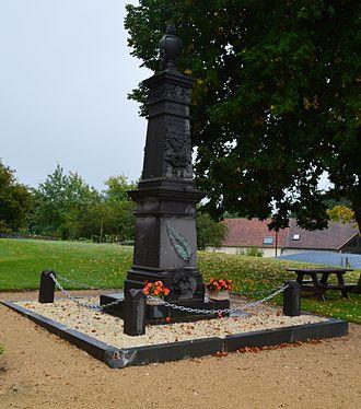 Arpheuilles-Saint-Priest - Arpheuilles-Saint-Priest War Memorial