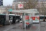 Arrêt Orlybus Denfert Rochereau Paris 1.jpg