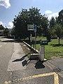 Arrêt de bus à Charchilla (Jura, France) en juillet 2018 - 2.JPG