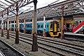 Arriva Trains Wales, Class 158, 158832, Crewe railway station (geograph 4019902).jpg