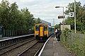 Arriva Trains Wales Class 150, 150250, Hawarden Bridge railway station (geograph 4032533).jpg