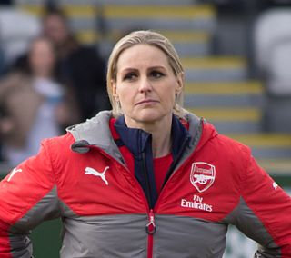 Kelly Smith English footballer