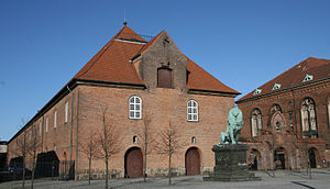Copenhagen - The Tøjhus Museum, former arsenal (1604)