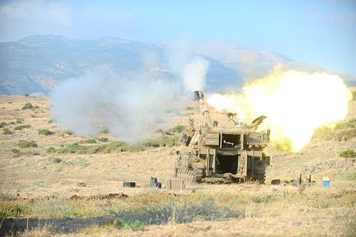 Artillery Corps Fires Practice Cannon4