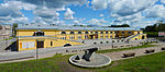 Artillery arsenal, Daugavpils fortress, 2014.jpg