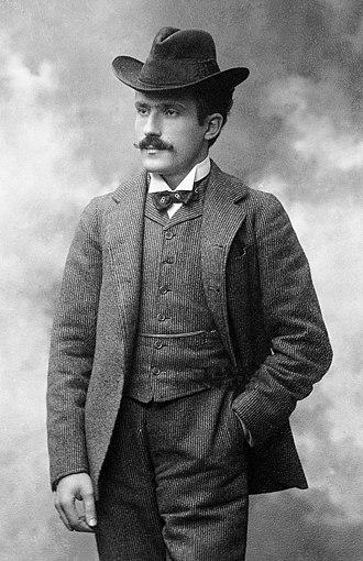 Arturo Toscanini - Arturo Toscanini, c. 1900