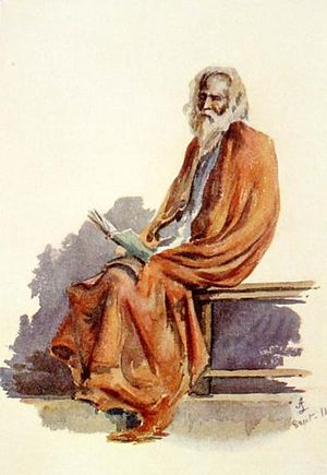 Brahmin - An ascetic from renunciation tradition (1914)