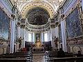 Asisi, san rufino, interno, cappella del sacramento di giacomo giorgetti, 1663, 01.JPG