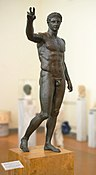 Athens - National Archeological Museum - Paris (or Perseus) statue - 20060930.jpg