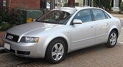 B6 Audi A4 sedan