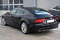 Audi A7 Sportback 3.0 TDI quattro Phantomschwarz Heck.JPG