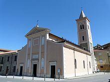 Il complesso dell'abbazia di San Caprasio