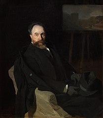 The Painter Aureliano de Beruete