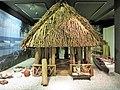 Ausstellung Grassi Museum für Völkerkunde Schlafhaus.JPG