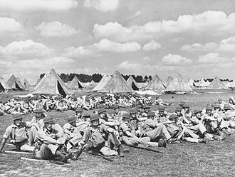 2/12th Battalion (Australia) - Reinforcements from the 2/12th in England, November 1940